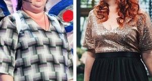 После похудения Ольга Картункова стала настоящей иконой стиля