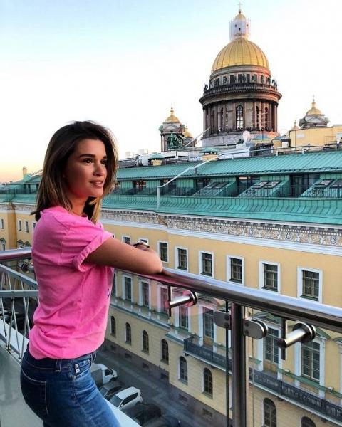 Ксения Бородина не поехала на похороны отца