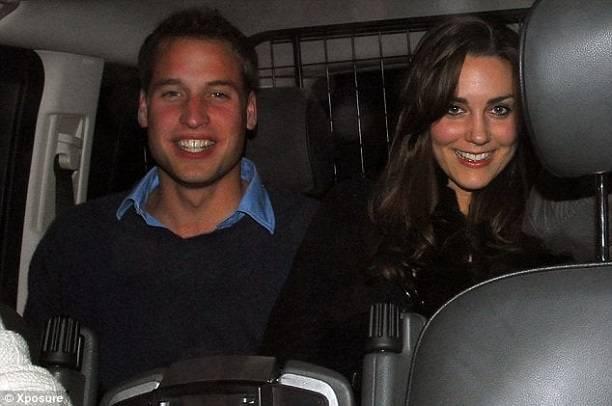 Фотографии изрядно выпивших Кейт Миддлтон и Принца Уильяма появились в сети