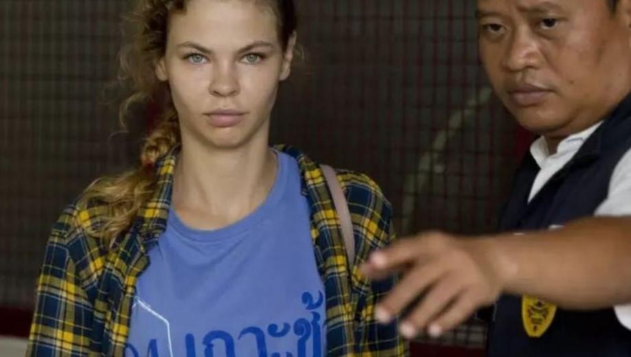 Настя Рыбка признала вину в организации незаконных секс-тренингов в Таиланде