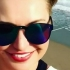 Катю Лель в летнем морском платье невозможно узнать