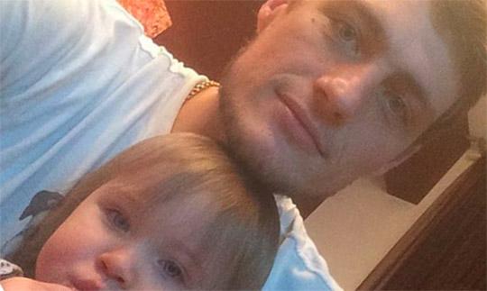 Младшая дочка не узнала Сашу Задойнова
