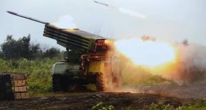 В ДНР показали работу РСЗО «Снежинка» и «Чебурашка» местного производства