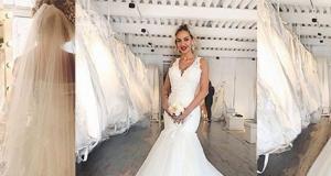 Для чего Триандафилиди примеряет свадебные платья