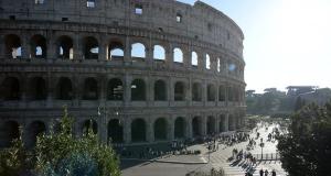 Молодой турист из Австрии собрался украсть часть Колизея