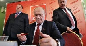 Исторические банкроты и грязь: Евгений Зюганов прокомментировал санкции Украины против КПРФ