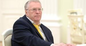 Провалившееся государство: Жириновский не признает ни госпереворот на Украине, ни её санкции