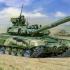 Появилась запись стрельбы Т-90 по боевикам в Сирии