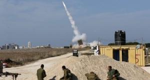 Израильские военные выпустили ракету по беспилотнику на границе с Сирией