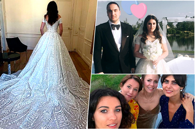 Наталья Тимакова пропиарила свадьбу дочери строительного олигарха