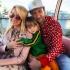 Яна Рудковская с семьей оказалась в эпицентре землетрясения