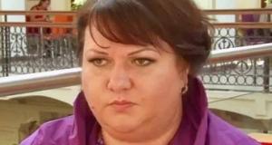 Грустная Ольга Картункова приказала всем быть счастливыми