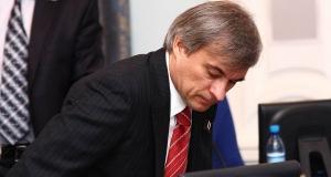 Акция по задержанию Сергея Калинина