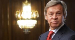 """Пушков рассказал о """"трудностях"""" Меркель"""