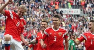 Россия победила Египет – 3:1