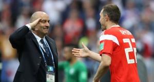 Форвард сборной России Дзюба прокомментировал победу над Египтом на ЧМ-2018