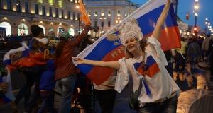 «Секс даже рядом не стоял». Россия сошла с ума от радости