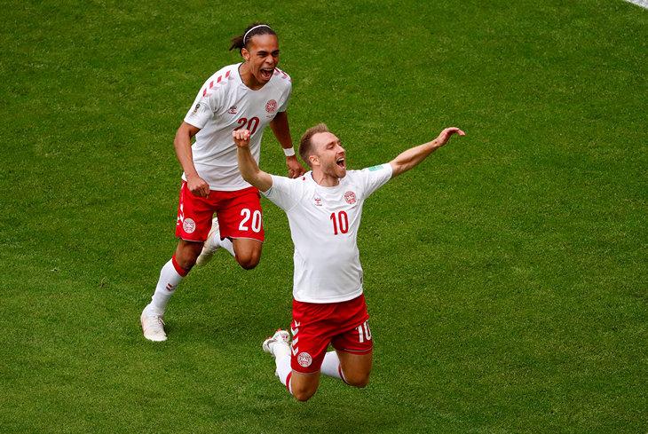 Эриксен – новая суперзвезда Дании. Раньше он не умел бить по воротам