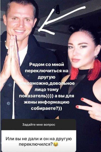 «Мисс Дубай» задела Ольгу Бузову, восторгаясь Дмитрием Тарасовым