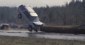 Как в фильме: В Алтайском крае произошла смертельная авария с кучей битых машин