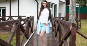 Ольга Рапунцель в предвкушении приезда ее мамы