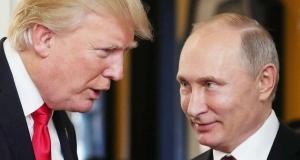 Эксперт прокомментировал поведение Трампа на пресс-конференции с Путиным
