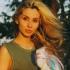 Стало известно имя младшей дочери Светланы Лободы