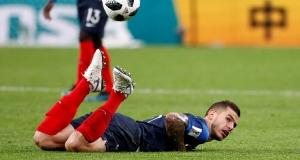 Полгода назад Люка Эрнандес хотел играть за Испанию. Сегодня он в финале ЧМ с Францией