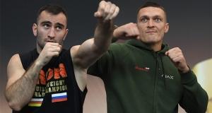 В Москве – топовый бой Усика против Гассиева. Обязательно посмотрите