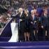 Ливень на награждении – зонт принесли только Путину