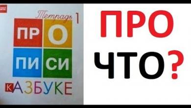 Photo of Лютые приколы. PROписи в АЗБУКЕ