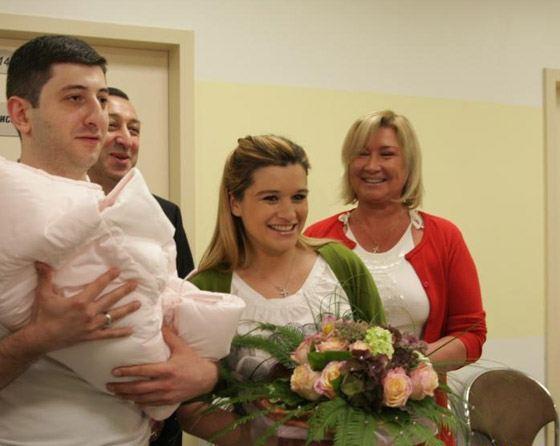 Бородина и Юрий Будако