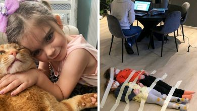 Photo of Взрослые поделились фото того, во что превратилась их жизнь, когда дети остались дома из-за карантина