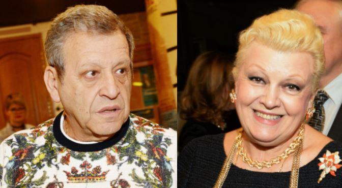 Грачевский и Дрожжина рассорились из-за скандала с наследством Баталова