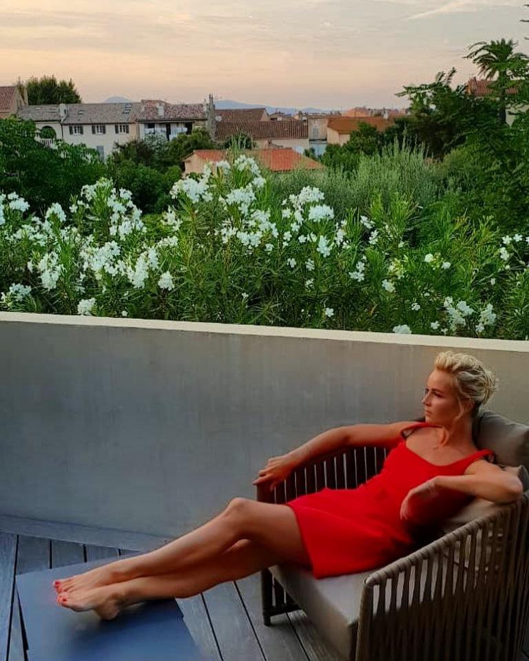 Полина Гагарина слив фото